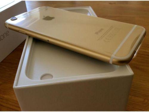 APPLE iPHONE 6PLUS 64GB ORO GSM Smartphone (desbloqueado de fábr