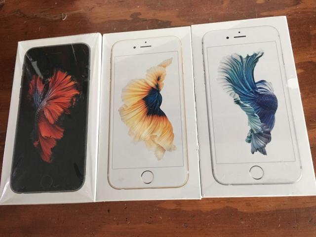Apple iPhone 6S 16GB - oro rosa (T-Mobile) Smartphone
