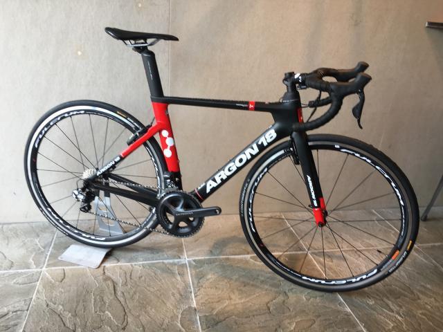 Bicicleta Argon 18 NITROGEN SHIMANO ULTEGRA ED2