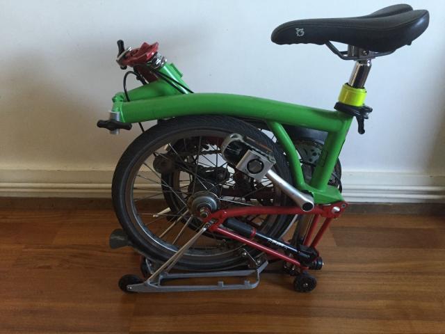 Bicicleta Brompton Modelo: M-Type