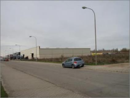 Nave industrial en Aranda de Duero, Burgos