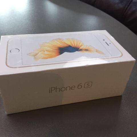 Sprint Apple iPhone 6S de 64 GB de espacio gris Smartphone listo