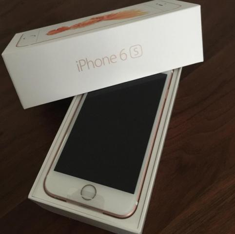 Apple Iphone 6S 64GB gold con garantà a