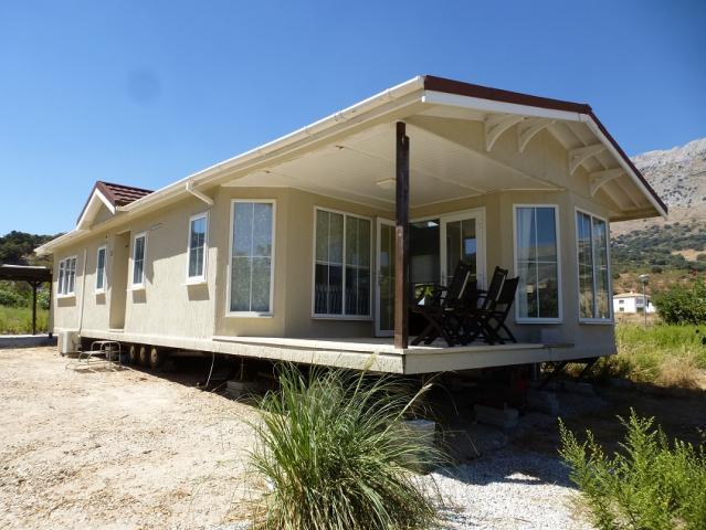 Aitana 80m2 mobilhome casa movil ocasion sevilla venta for Casas prefabricadas ocasion