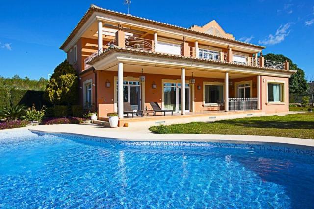 Villa de Lujo en Calpe zona Empedrola