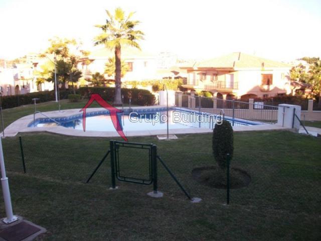 Casa pareada alquiler larga temporada Riviera del Sol
