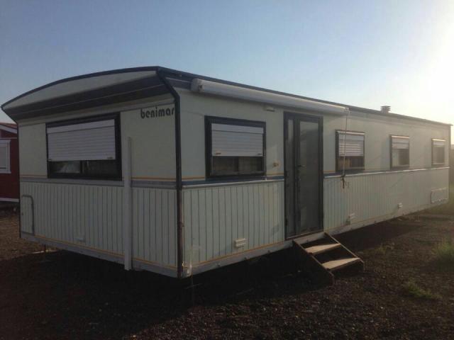 Mobile Home Benimar 10x4 m bastante amplio y funcional