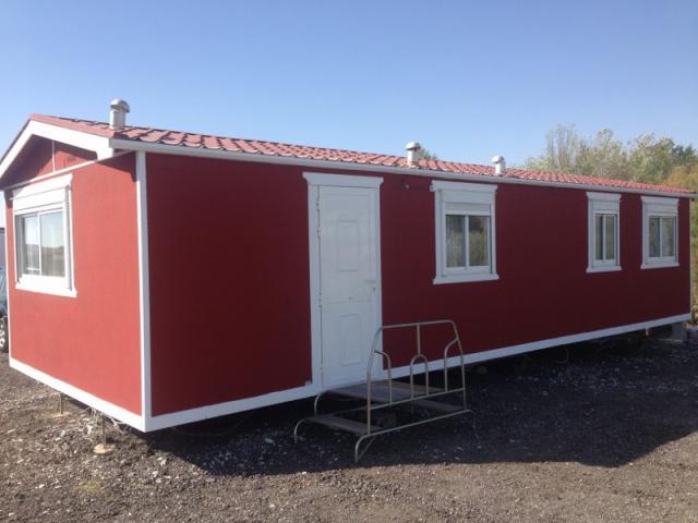 Mobile home alucasa 10x4 m 3 dormitorios seminuevo burgos venta de casas prefabricadas - Casas prefabricadas burgos ...