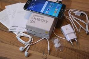 Samsung galaxy S6 64GB Blanco(el último modelo) Espacio Gris