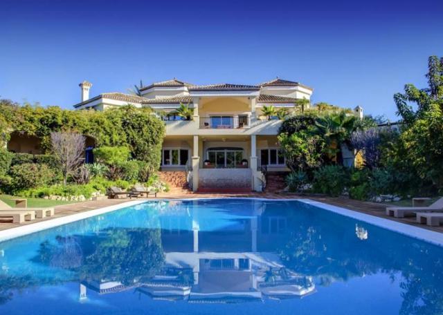villa de lujo Guadalmina Marbella