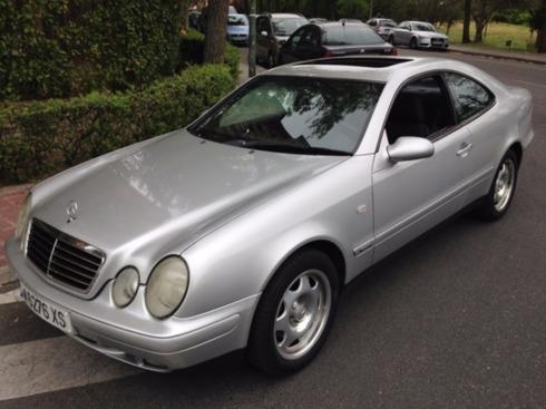 Mercedes CLK 200 AUTOMATICO