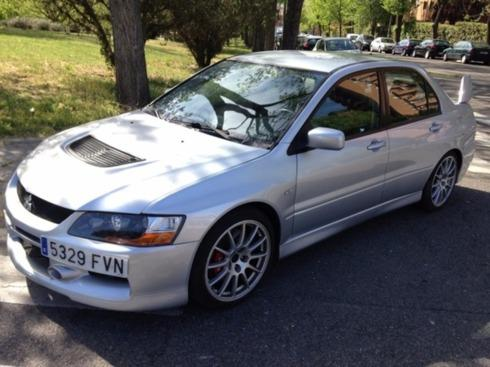 Mitsubishi Lancer Evolution IX Ultimate