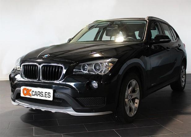 BMW X1 1.8 D 143 XDRIVE AUTOMÁTICO Pack Edition 4x4