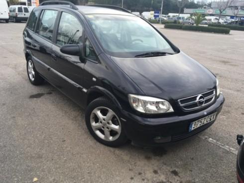 Opel zafira 2.0 DTI ELEGANCE 7 PLAZAS