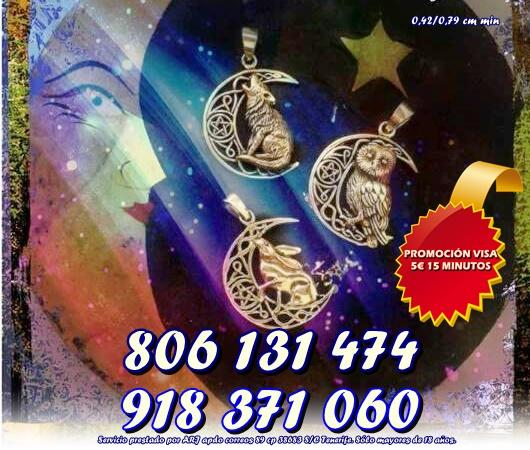 Consulta por Visa 5 15 minutos. Tarot y Videncia 24 horas