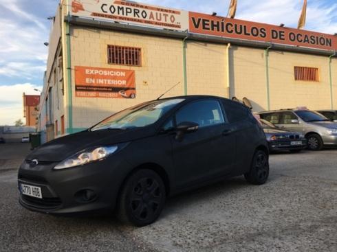 Ford Fiesta 1.4 tdci Van 70cv