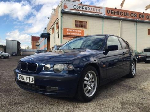 BMW Serie 3 Compact 320 TD Compac