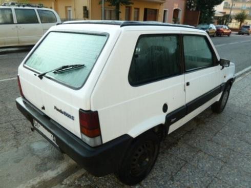 Fiat Panda 1000 S DE 45CV.TECHO LONA PRACTICABLE