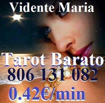 Videncia Natural 806 131 082 Tarot Profesional 0.42 min