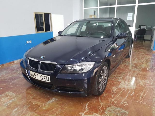 BMW SERIES 3 320d, 163cv, 4p del 2007