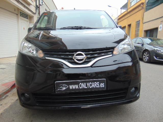 Nissan NV200 Combi5 1.5dCi Premium E5 7 PLAZAS CAMARA