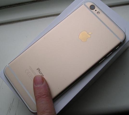 Apple iphone 5S 16GB - Plata (desbloqueado), último modelo