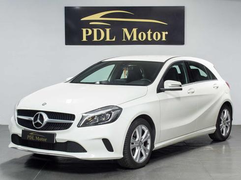 Mercedes Clase A 200 CDI 136 CV - 486 MES