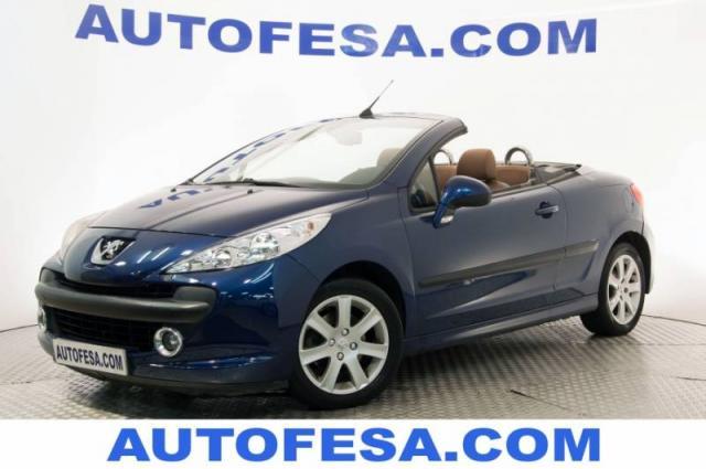 Peugeot 207 CC 1.6i 16v 120cv 2p Auto