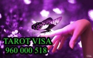 Tarot Visa barato fiable 0.50 min. ANGELA 960 000 518