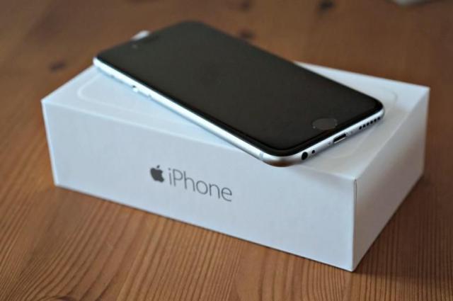 Nuevo Apple iPhone 6 plus 64gb Negro, desbloqueado .