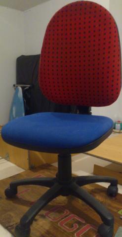 Silla para estudio de oficina y o escritorio