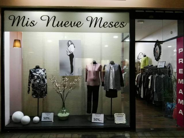 Traspaso tienda de moda premamá