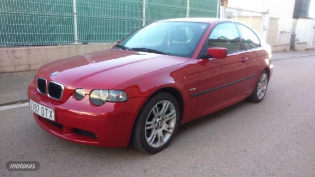BMW Compact 320 150CV de 2006 con 290.000 Km por 6.500 EUR. en La Rioja