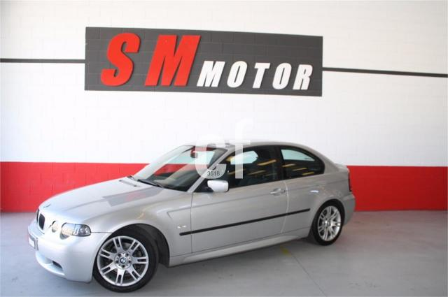 BMW 320 320td Compact
