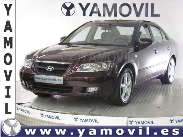 Hyundai Sonata 2.0 CRDi 140CV STYLE 4P
