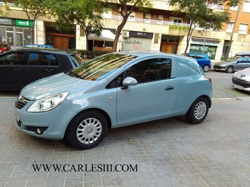 Opel Corsa Van 1.3 CDTi Essentia 3p
