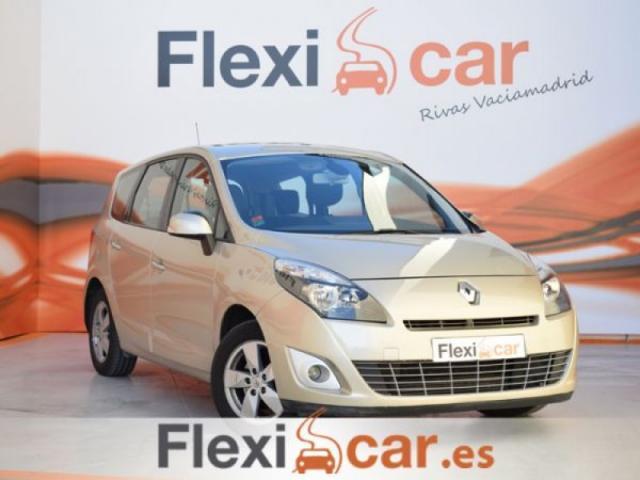 Renault Grand Scenic Dynamique 1.9dCi 130cv 7 plazas
