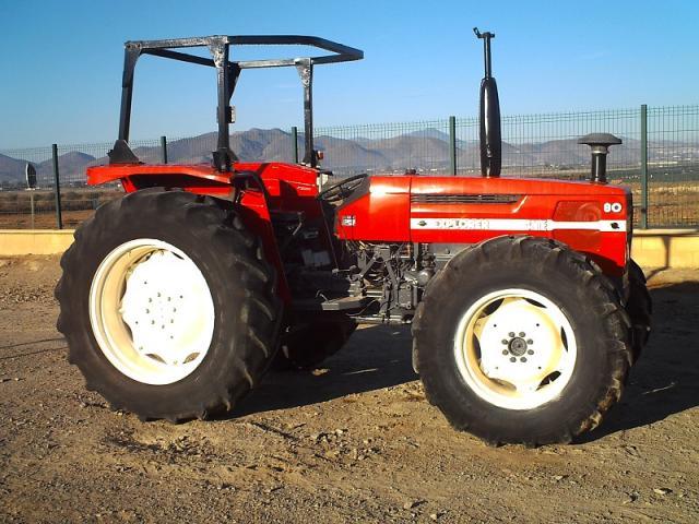 Tractor SAME EXPLORER 80.