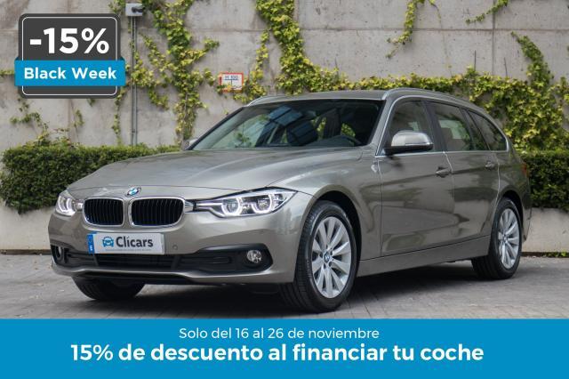 BMW 318 318d Touring
