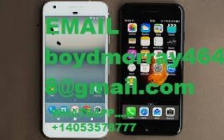 Nuevo iPhone 7, 7 PLUS y SAMSUNG GALAXY S8 disponibles ;;;
