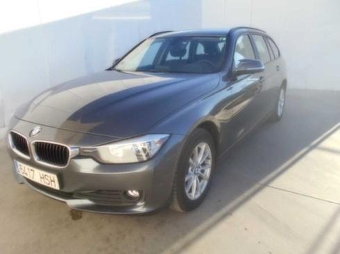 BMW Serie 3 320 D TOURING 184CV NACIONAL-IVA DEDUCIBLE-LIBRO DE REVISIONES