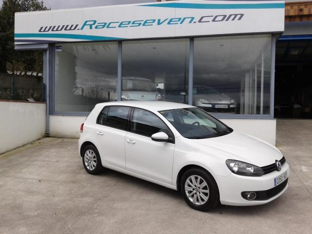 VOLKSWAGEN GOLF 1.6 TDI 105cv BlueMotion, 105cv, 5p del 2011