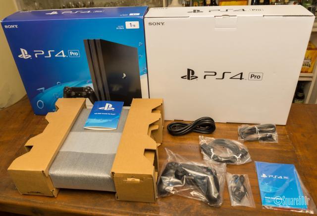 venta Sony PS4 1TB Pro console con 7 juegos 150 (envío gratis)