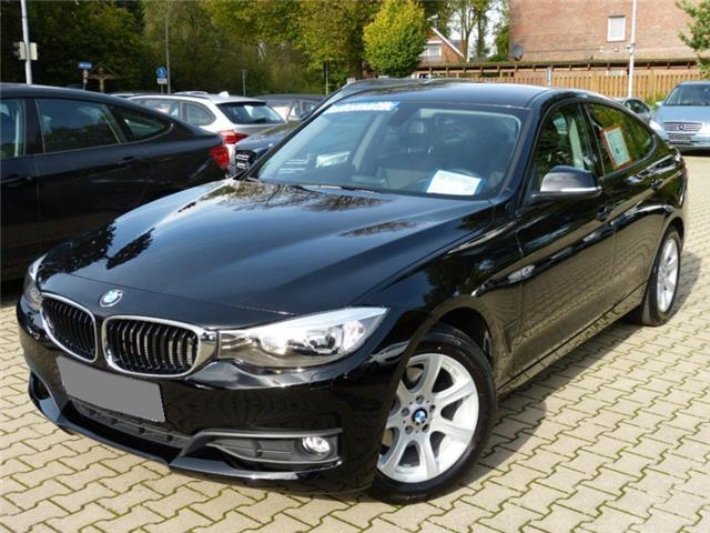 BMW 320 dAut. Gran Turismo, PDC, Calef asient, NAV, AUX-IN