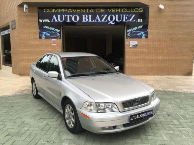 VOLVO S40 1.9D , 115cv, 4p del 2001