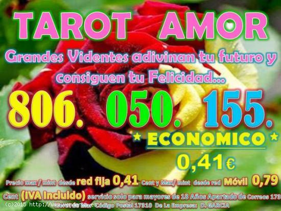 TAROT AMOR, ECONOMICO Y PROFESIONAL ( 806. 050. 155. ), O,41