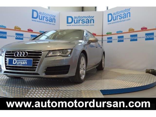 Audi A7 A7 3.0 TDI Sportback * Automático * Xenon * Navega