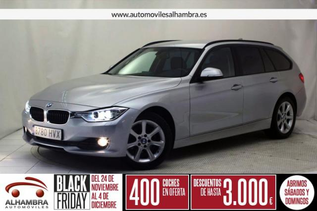 BMW 318 SERIE 3 318D TOURING