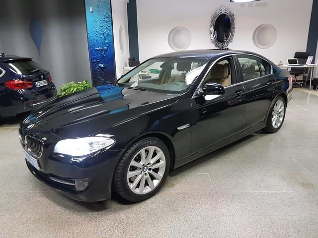 BMW 520 d 135 kW (184 CV)
