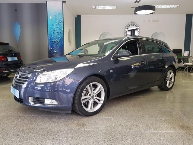 Opel Insignia Sports Tourer 2.0 CDTI Sport 1